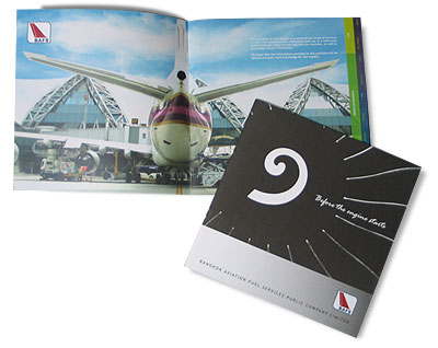 BAFS (Bangkok Aviation Fuel Services) Company Brochure