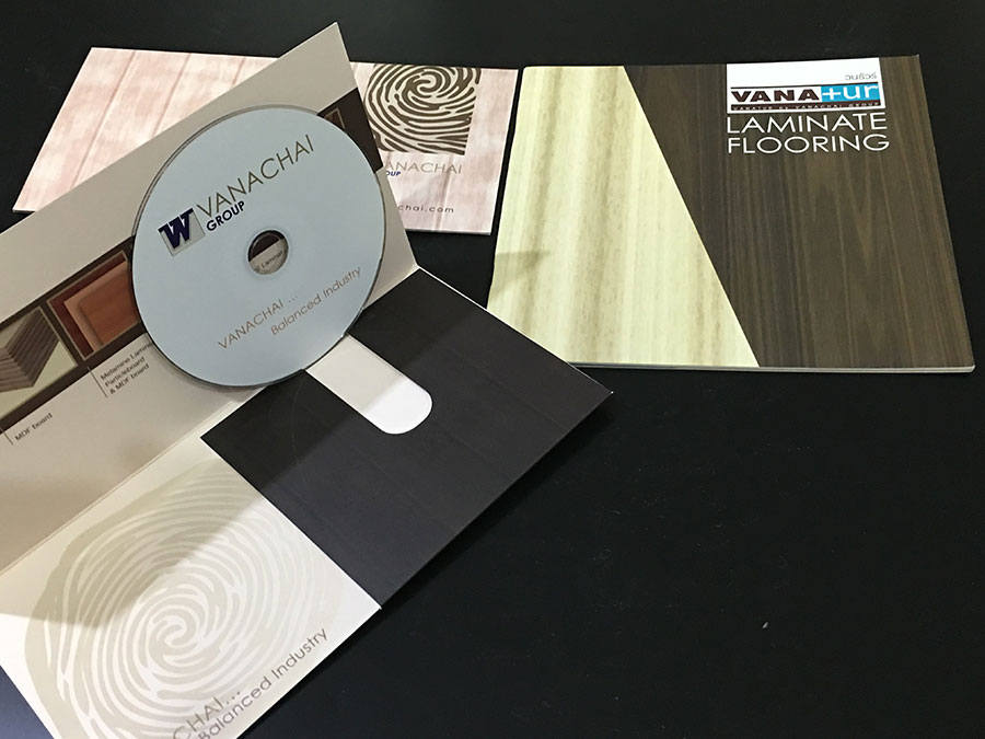 Brochure and Sale Kit design © Pixel Planet Design