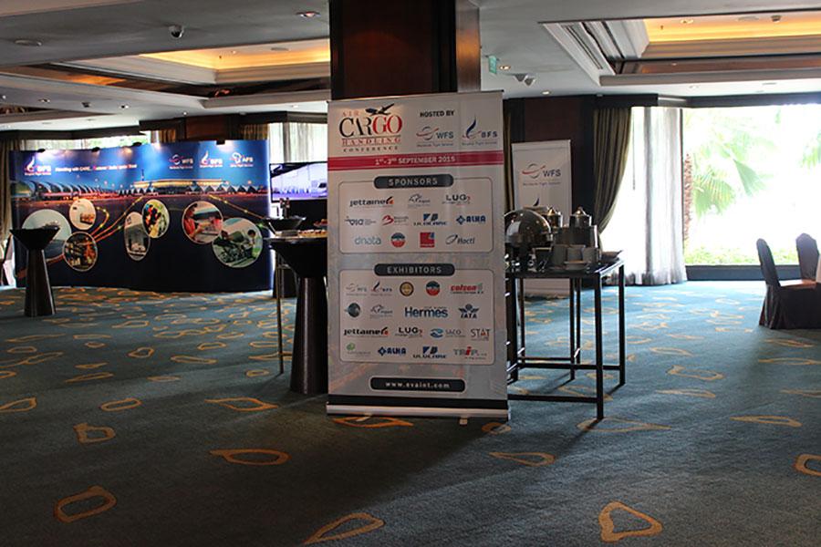 Group Conference Bangkok © Pixel Planet Design