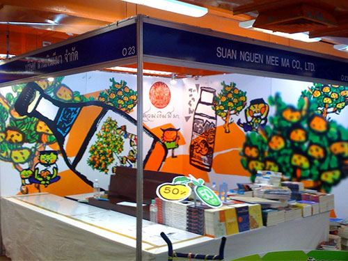 Booth & Display Design © Pixel Planet Design