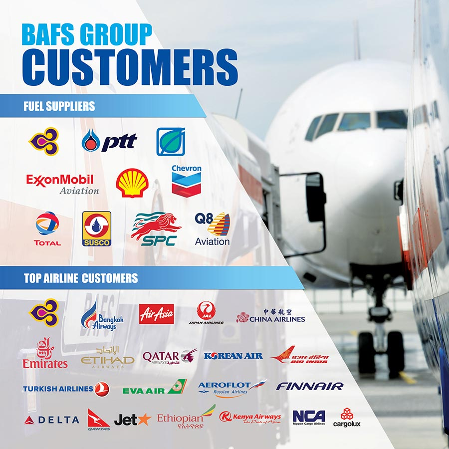 BAFS group company brochure © Pixel Planet Design