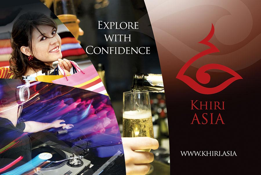 Khiri Asia © Pixel Planet Design