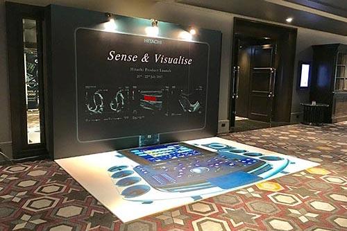 Event Product Launch © Pixel Planet Design