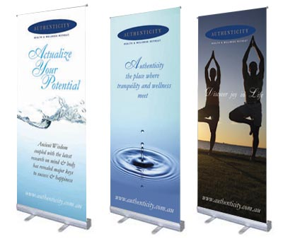 Rollup banner © Pixel Planet Design